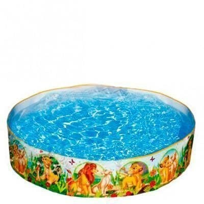 Intex 4Ft X 10In Lion King Snapset Pool