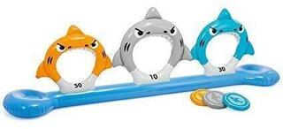 Intex Feed The Sharks Disk Toss