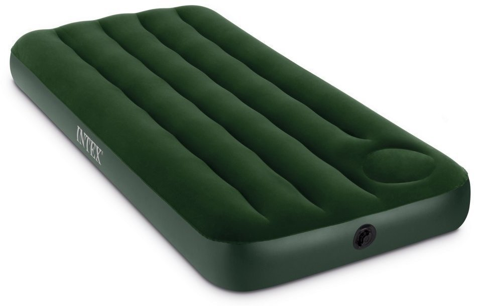 Intex Jr Twin Downy Airbed With Foot