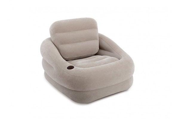 Intex Khaki Accent Chair