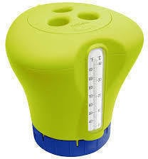 Marimex Float for chlorine with thermometer - mix of 3 colors