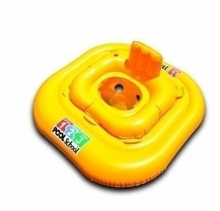 Marimex Inflatable Wheel Poolschool