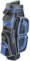 Longridge Pro Black/Navy Cart Bag