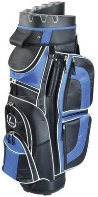 Longridge Pro Black/Navy Cart Bag