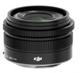 DJI MFT 15mm, F/1.7 Prime Lens - DJI0610-02