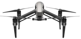 DJI Inspire 2 Craft without camera Licenses +Hard-Case on wheels with foam inserts - DJI0616LC