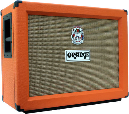 Orange PPC 212 OB Cabinet Open Back
