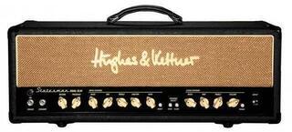 Hughes & Kettner STATESMAN DUAL EL34H Black