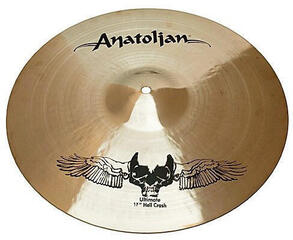 Anatolian Ultimate Hell Crash 17''