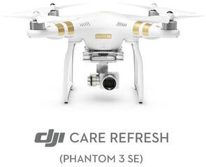 DJI Care Refresh Phantom 3 SE - DJICARE11