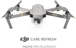 DJI Care Refresh Mavic Pro Platinum - DJICARE12