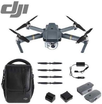DJI Mavic Pro Fly More Combo - DJIM0250C