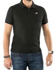 DJI Black POLO-ShirtL - DJIP100