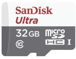 SanDisk Ultra microSDHC UHS-I Card 32 GB