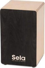 Sela SE 118 Primera Wood-Cajon Black