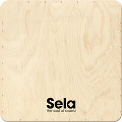 Sela Bass Cajon Playing surface Back