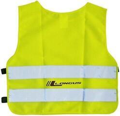 Longus Reflective Vest EN1150 Yellow M