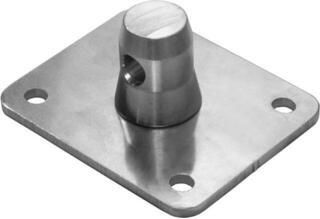 Duratruss DT 30/40-BPM-BW Truss base plate