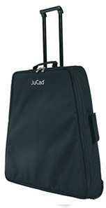 Jucad Transport Bag With Wheels And Telescopic Handle