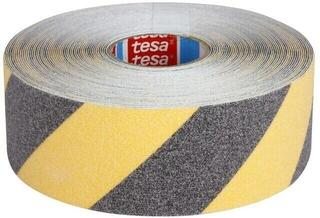TESA Antislip Tape 60951 Yellow-Black 50 mm x 15 m