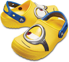 Crocs Fun Lab Minions Clog Kids Yellow 20-21