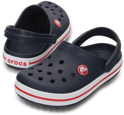 Crocs Crocband Clog Kids Navy/Red 34-35