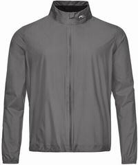 Kjus Dexter 2.5L Waterproof Mens Jacket Steel Grey