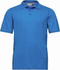 Kjus Seapoint Engineered Mens Polo Shirt Nebulas Blue