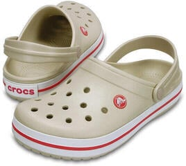 Crocs Crocband Clogs Stucco/Melon 41-42