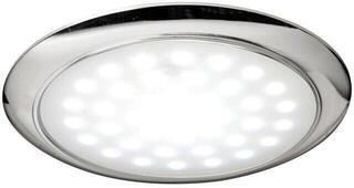 Osculati Extra flache LED-Leuchte verchr Blende 12/24 V 3 W