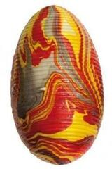 Terre Rattan Eggshaker 13 cm