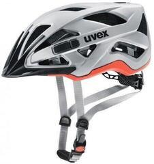 UVEX Active CC Silver/Orange Matt 56-60