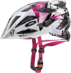 UVEX Air Wing White/Pink 52-57