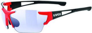 UVEX Sportstyle 803 Race VM Black Red Mat
