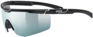 UVEX Sportstyle 117 Black Mat White