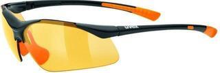 UVEX Sportstyle 223 Black Orange