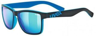 UVEX LGL 39 Black Mat Blue