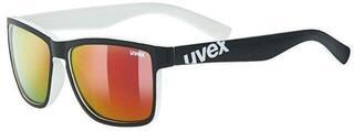 UVEX LGL 39 Black Mat White