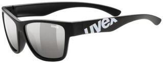 UVEX Sportstyle 508 Black Mat-Litemirror Silver S3 (B-Stock) #920257
