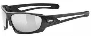 UVEX Sportstyle 306 Black Mat-Mirror Silver S3