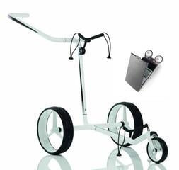 Jucad Carbon 3-Wheel White/Convenient Muziker Set