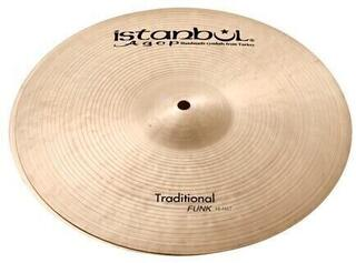Istanbul Traditional Funk Hi-Hat 14''
