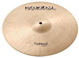 Istanbul Traditional Light Hi-Hat 13''