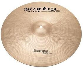"Istanbul ISTDC14 Traditional Crash Cymbal 14"""