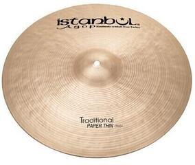 """Istanbul ISTPTC17 Traditional Crash Cymbal 17"""""""