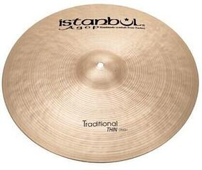 Istanbul Traditionbal Thin Crash 14''