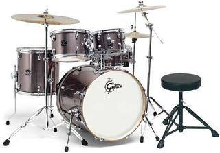 Gretsch Drums Energy Studio Grey Steel