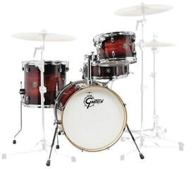 Gretsch Drums CT1-J484 Catalina Club Gloss Antique Burst