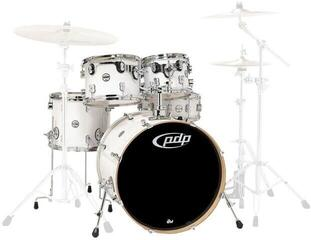 "PDP by DW ""Concept Maple Shell Pack 5 pcs 20"""" Pearlescent White"""