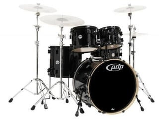 "PDP by DW ""Concept Maple Set 5 pcs 22"""" Pearlescent Black"""